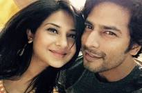 Sehban Azim and Jennifer Winget