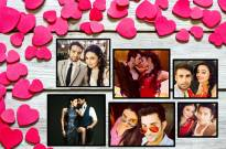 Captured: Latest 'lovey-dovey' pictures of TV jodis