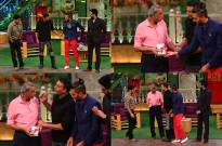 Theft on the sets of The Kapil Sharma Show!