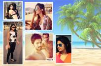Insta fever: 'Beachfies' of TV Celebs