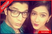 Adhish Khanna and Krissann Barretto