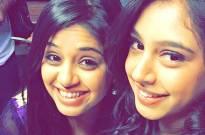 Chandni Bhagwanani and Niti Taylor