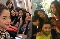 Team Begusarai parties hard