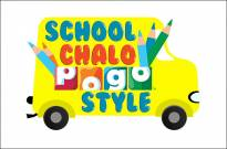 Ride to school with your favorite POGO toons