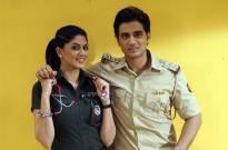 Kavita Kaushik and Shiv Pandit