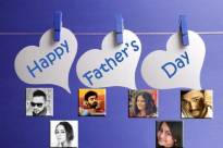 Bong actors wish a very #HappyFathersDay