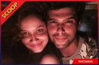 Ankita Lokhande and Kushal Tandon
