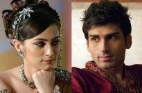 Lavina Tandon and Akshay Dogra
