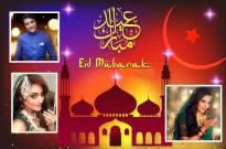 T-town actors wish #EidMubarak
