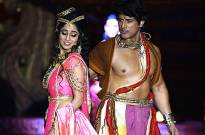 Mohit Raina and Saumya Seth