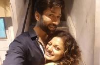 Nakuul Mehta and Drashti Dhami