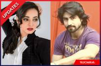 Sanay Irani and Harshad Chopda