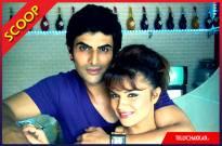 Aashka Goradia and Rohit Bakshi