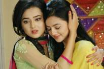 Helly Shah and Tejaswi Wayangankar