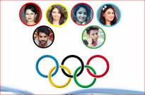 TV actors and Olympic game they would like to play