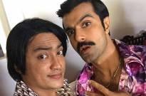 Jitendra Bohara and Ashmit Patel