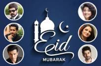 Tollywood wish #EidMubarak
