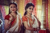 Saumya Tandon and Shubhangi Atre