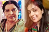 Lily Patel and Supriya Sarna