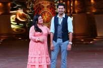 Bharti Singh and Sumeet Vyas