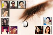 The last time when TV actors cried in real life