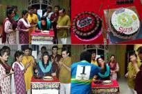 Sweta celebrates her birthday in a super-duper way
