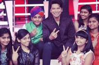 Coach Shaan celebrates his birthday on the sets of &TV's The Voice Kids