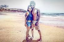Abigail Pande and Sanam Johar