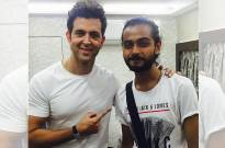 Hrithik Roshan and Kushal Paul