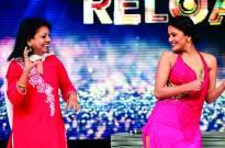 Anita Hassanandani and Rama Reddy