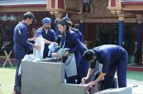 Bigg Boss house turns BB laundry for luxury budget task