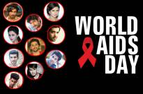 TV celebs talk about World AIDS Day