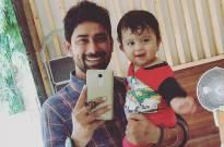 Manmohan Tiwari is a happy DAD!