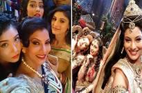 Reunion time for Yeh Kahan Aa Gaye Hum actresses