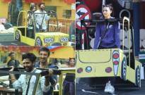 BB Taxi stand- the new luxury task in Bigg Boss 10