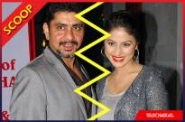 Producer Rajan Shahi and Hina Khan