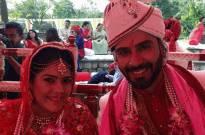 Actress Aditi Sharma gets hitched!