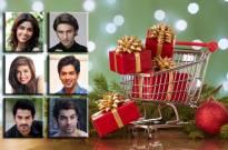 Christmas shopping plans