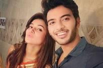 Vikram Singh Chauhan and Shivani Surve