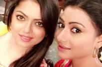 Drashti Dhami and Aalika Sheikh