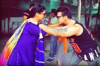 Prince Narula and Rytasha Rathore