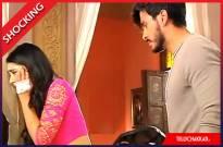Niti Taylor and Param Singh