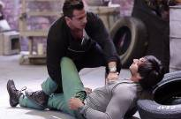 Prince Narula gets rough with a contestant on MTV Roadies Rising