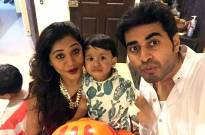 Amrapali-Yash celebrate son's first birthday with a noble act