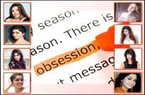 Acterss obsessions