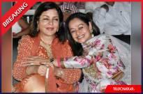 Zeenat Aman & Zarina Wahab