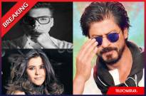 Karan Johar & Ekta Kapoor in SRK's TED Talks