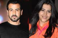 Ronit Roy & Ekta Kapoor