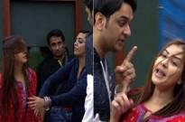 Vikas Gupta and Shilpa Shinde