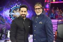 Ayushmann Khurrana recites his poem on Kaun Banega Crorepati 9